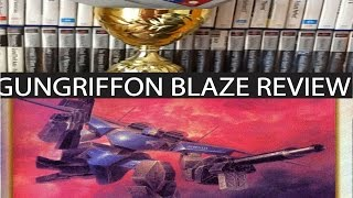 Gungriffon Blaze Review