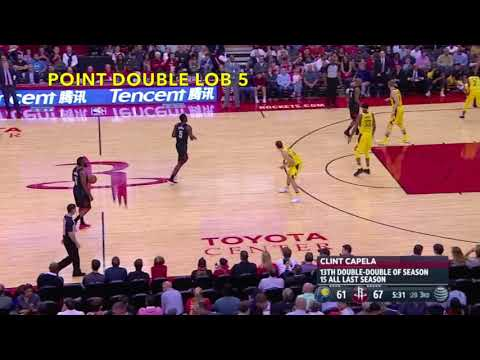 "Houston Rockets ""Point Double"" Series"