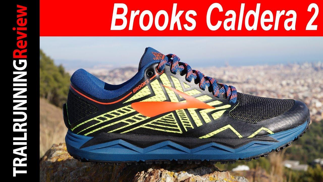 new york e6604 d9c78 Brooks Caldera 2 Review
