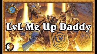Hearthstone: Call To Arms - Level Up Paladin