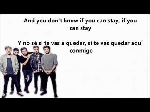 one direction little white lies lyrics+subtitulado