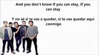 one direction little white lies lyrics+subtitulado