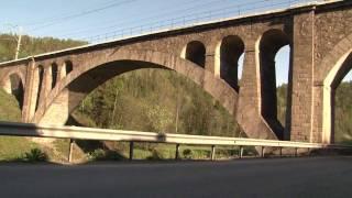 Весь Южный Урал на видео. Никольский мост(Одно из украшений Самаро-злтоустовской железной дороги. построенный в 1929-1931 годах., 2012-01-12T18:34:30.000Z)