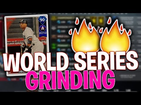 GOING FOR THE WORLD SERIES! MLB The Show 18   Diamond Dynasty Ranked Seasons
