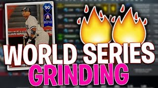 GOING FOR THE WORLD SERIES! MLB The Show 18 | Diamond Dynasty Ranked Seasons