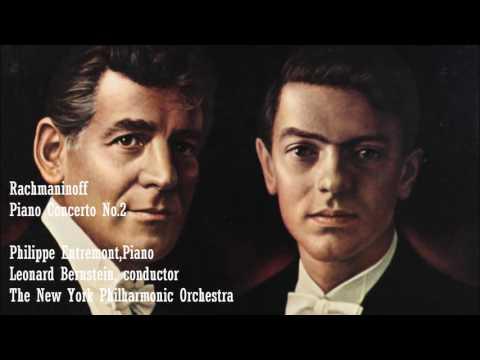 Rachmaninoff, Piano Concerto No 2, Entremont