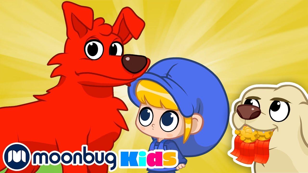 Щенок Морфл  -Детские мультики   Morphle   Морфл   Moonbug Kids