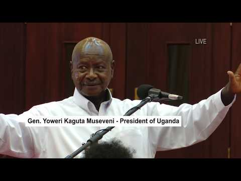 Museveni wants computers made in Uganda, tells scientists to design computers themselves