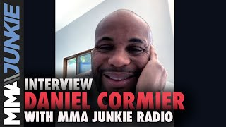 Daniel Cormier: Jon Jones 'lost his mind' over Khabib GOAT talk