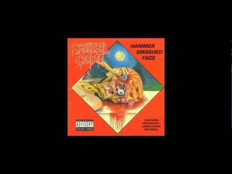 Cannibal Corpse - Hammer Smashed Face Full HD (w/lyrics)