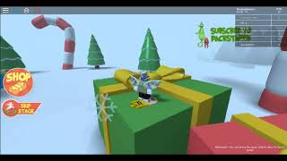 Roblox Grinch Obby! The Grinch who stole christmas part 3