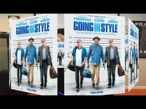 The Homeboy Movie Critics Review of Going in Style