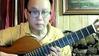 Mưa (Văn Phụng - lời: Văn Khôi) - Guitar Cover by Hoàng Bảo Tuấn