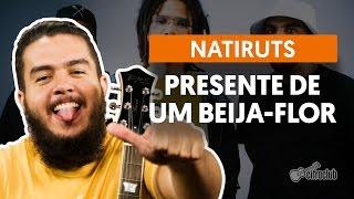 Presente De Um Beija-Flor - Natiruts (aula de violão simplificada)
