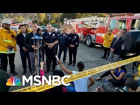 One Person Killed In Los Angeles Trader Joe's Hostage Standoff | MSNBC