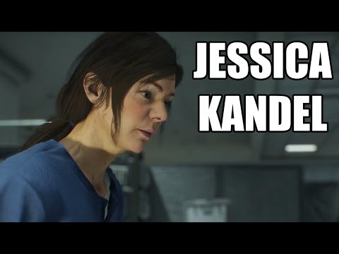 Tom Clancy's The Division - Meeting Jessica Kandel