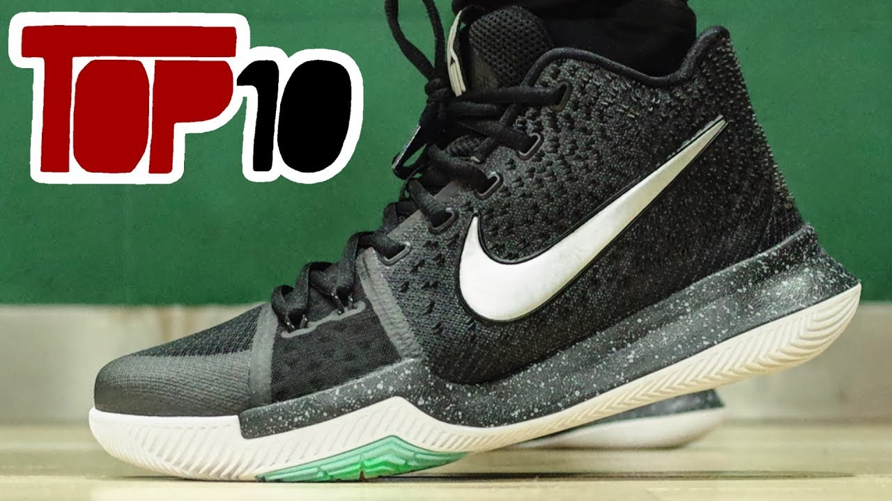 095863358f9f7 Top 10 Nike Basketball Shoes Of 2017 - YouTube
