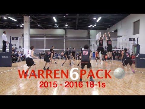 Warren Sixpack 18-1s Blocking Highlights