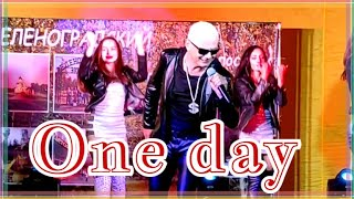 D.White - One day (Concert Street video) NEW Italo Disco, Best Super music, Modern Talking style