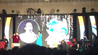 Sabita's Semi Final performance - Gulf Voice of Mangalore 2016 - UAE chapter