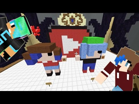 Minecraft / Team Build Battle / YouTube Theme! / Gamer Chad Plays