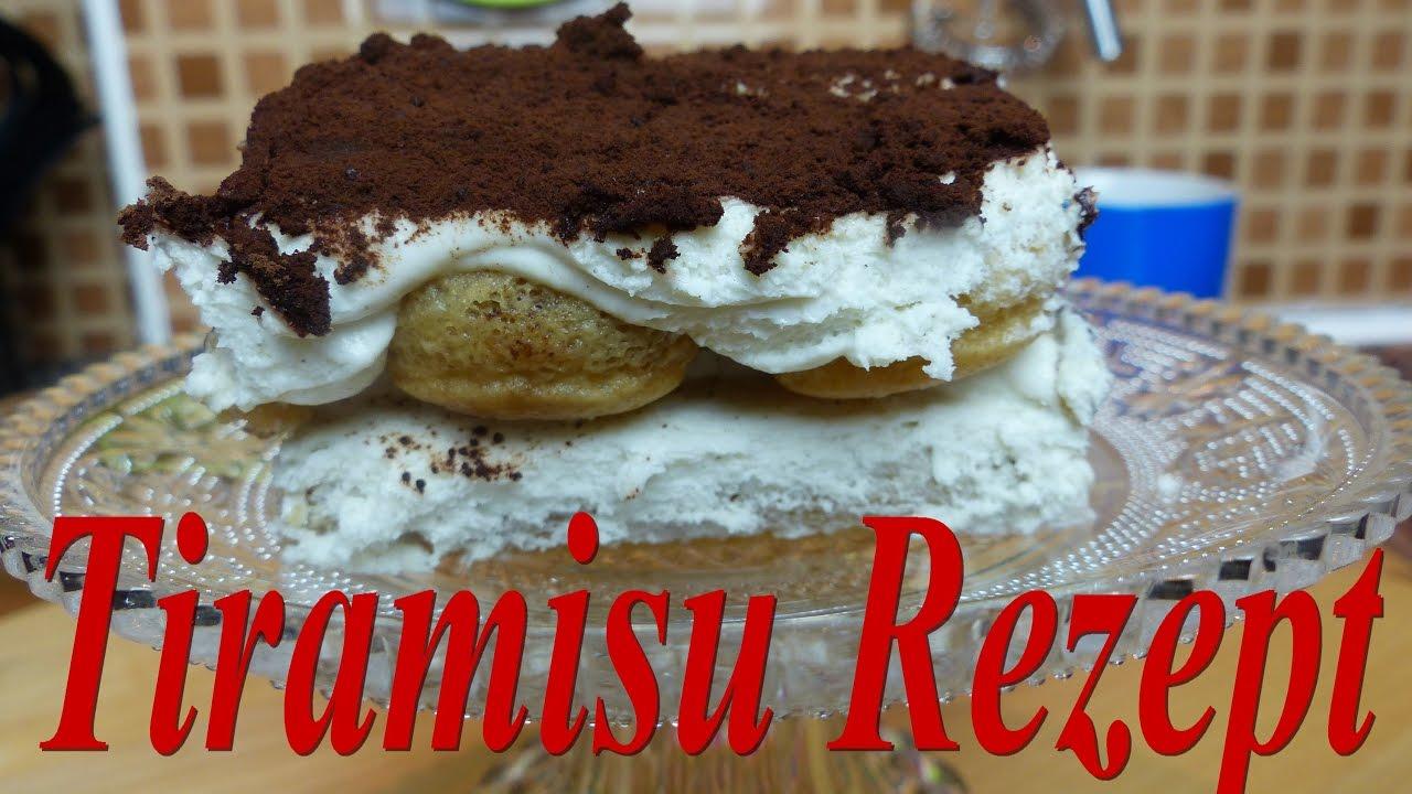Tiramisu Rezept Ohne Eier Alkohol Schnelles Dessert Mit