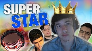SARDOCHE LA SUPERSTAR