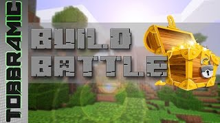 Minecraft build battle | Een schatkist!
