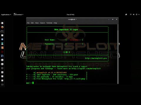Exploit Android dengan Metasploit IP Public