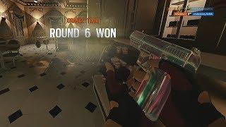 23 Kills Ranked Game Against Diamond/Plat - Rainbow Six Siege