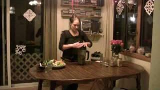 Raw Vegan Creamy Dill Dip