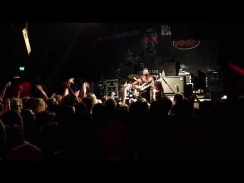 Animals as Leaders - 'CAFO' (Live, Summer Slaughter 2013, Seattle WA)