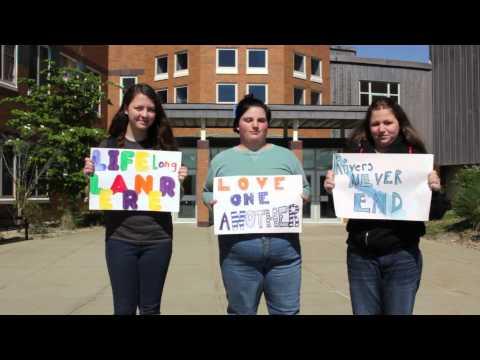 Sandwich STEM Academy  - My Three Words 2015