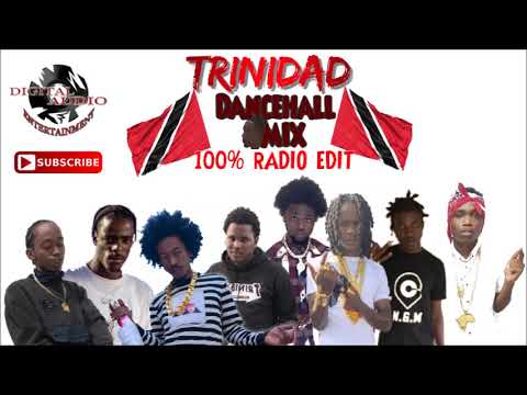 Trinidad Dancehall  Vol6 Mix #100% Clean Songs #TrinidadDancehall #Djkavi