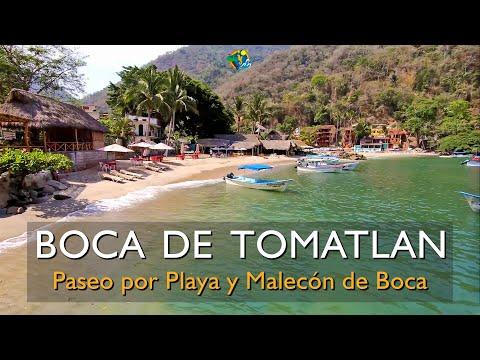 ¿Por qué visitar Boca de Tomatlán en Puerto Vallarta, Jalisco México?