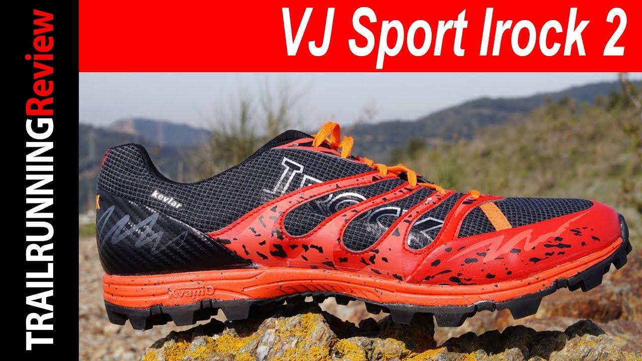 12099ceb9c9748 VJ Sport Irock 2 Review - YouTube