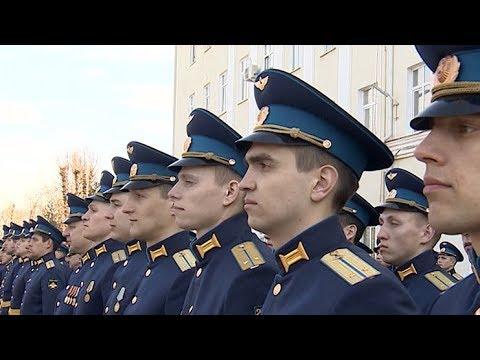 Выпускной прошел в Краснодарском военном авиаучилище