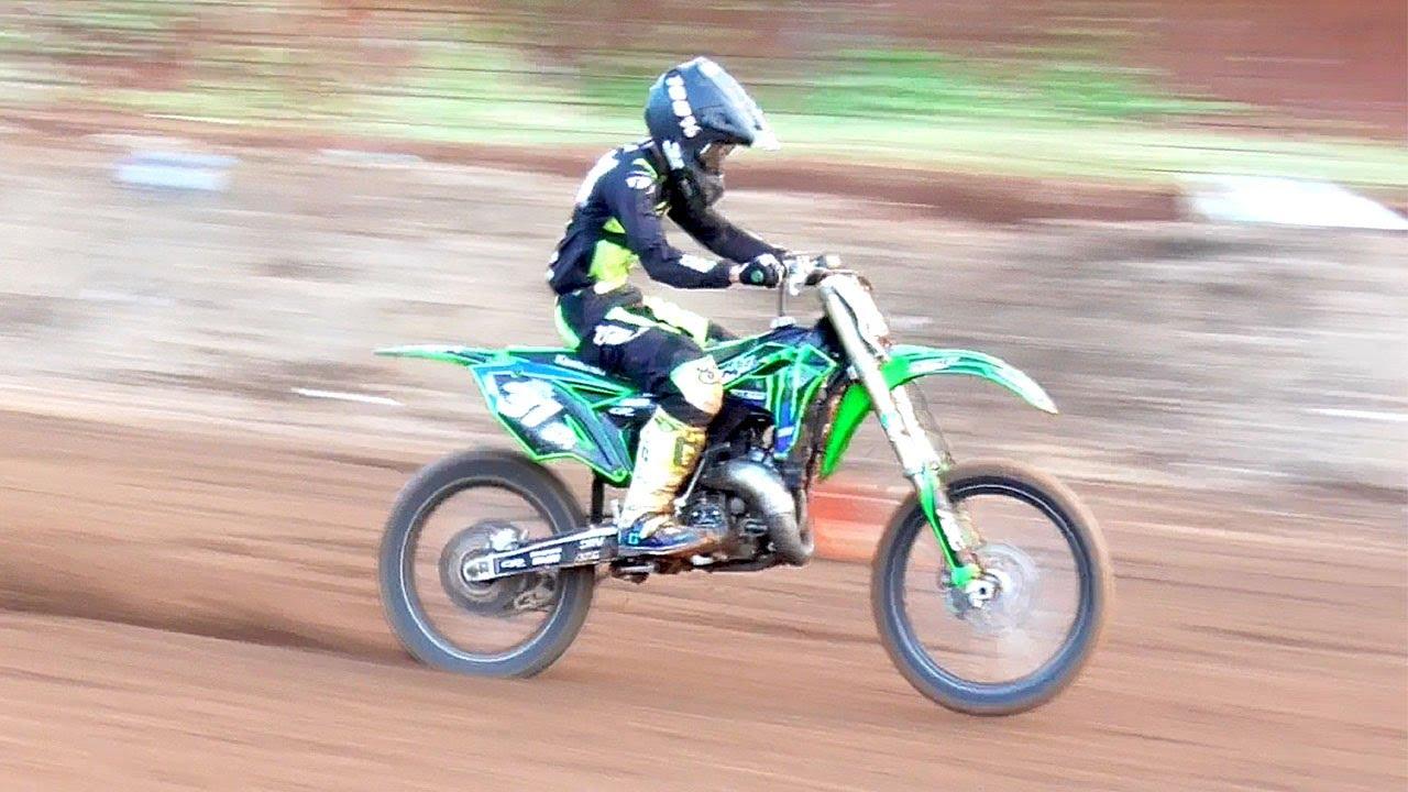 Si Bocah Nakal Sangat Menikmati Top Speed Kawasaki Ninja Settingan Baru.. Ini Ninja Impian !!