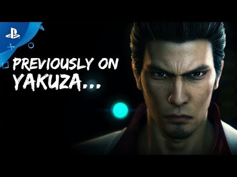 Yakuza 6: The Song of Life - Previously on Yakuza… | PS4