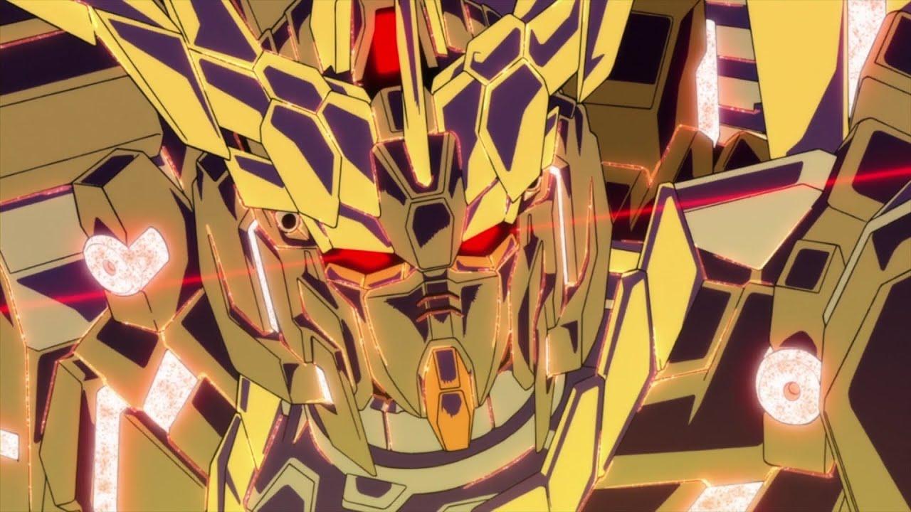 Gundam Unicorn Amv Guardians At The Gate Youtube