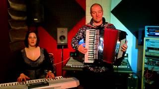 El Choclo - Argentine Accordion Tango - Huib Holzken - Yib & Yanneke - Yamaha keyboard)