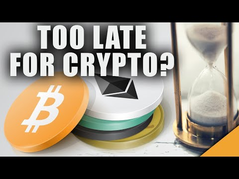 Crypto Warning! Are You Too Late To Buy Crypto? (BTC, ETH, \u0026 Altcoins)
