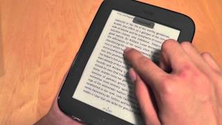 Nook Simple Touch eReader Review: