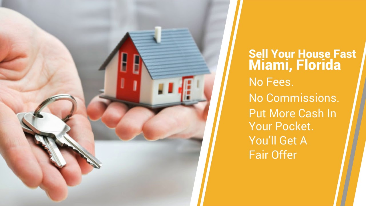 All About Real Estate | Sell My House Fast Miami, Florida