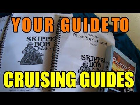 Manhattan, and Cruising Guides - Episode 71 -  Lady K Sailing