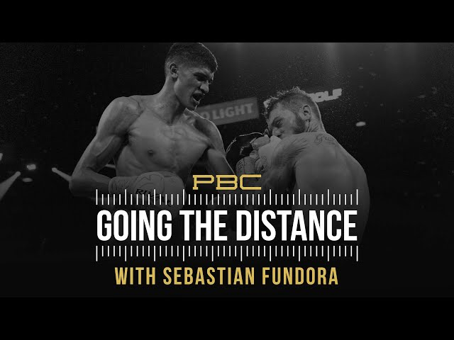 Sebastian Fundora breaks down his fight with Daniel Lewis | Going The Distance