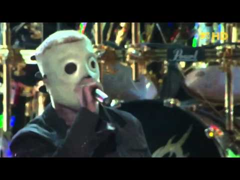 Slipknot - Dead Memories - 08 -  LIVE ( Rock am Ring 2009 ) HD 720p