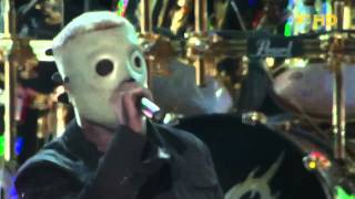 Slipknot - Dead Memories - 08 -  LIVE ( Rock am Ring 2009 ) HD 720p
