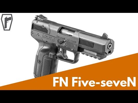 FN Five-seveN 5.7x28mm [HD] Cleaning & Features