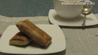 Блинчики с мясом - Рецепт Бабушки Эммы